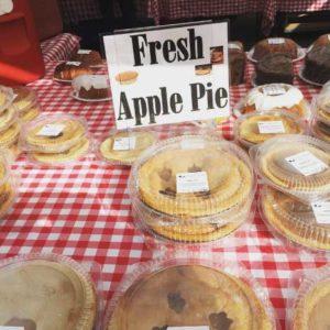 Falls Church Farmers Market - Apple Pies