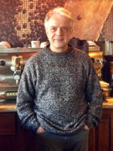 Lino Ricciardi, Owner of Sfizi